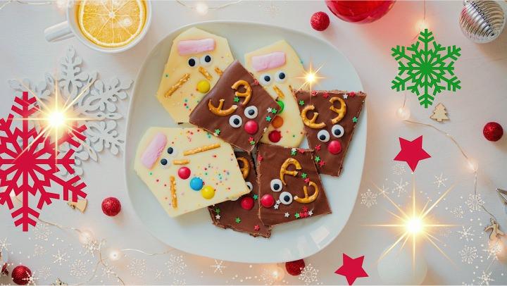 Новогодние сладости. Делаем новогодние вкусняшки.