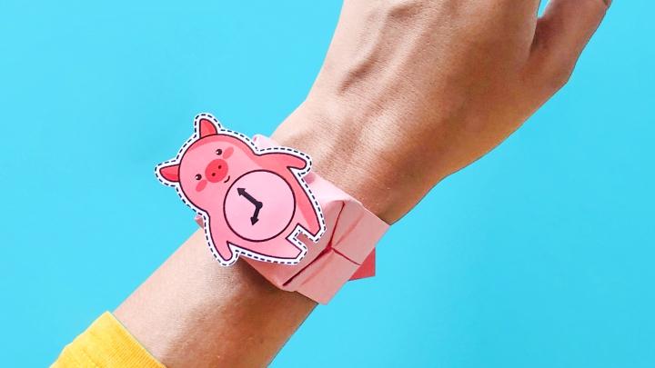 Часы-браслет для детей