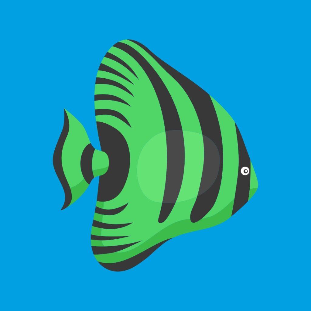 Защитная окраска рыб или чудеса маскировки