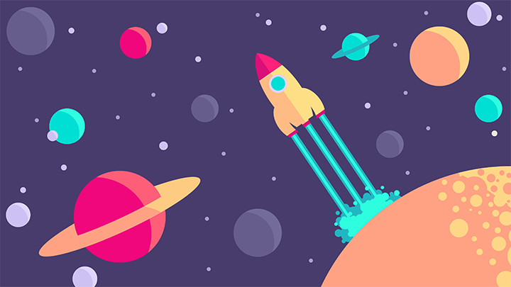 Тест про космос