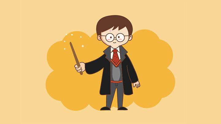 Тест Гарри Поттер